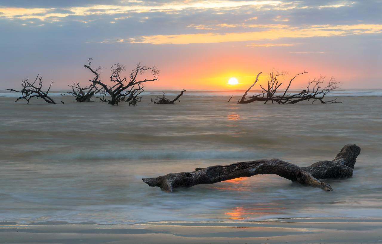 Boneyard Beach Sunrise - Sandra Swanson - MNPC
