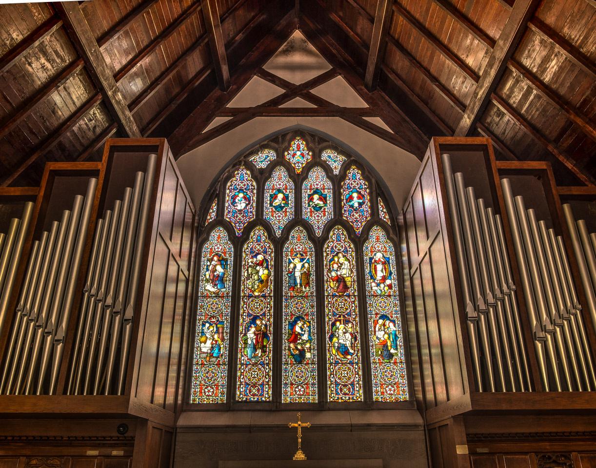 The Church of St. Marys - Mick Richards - WWPC