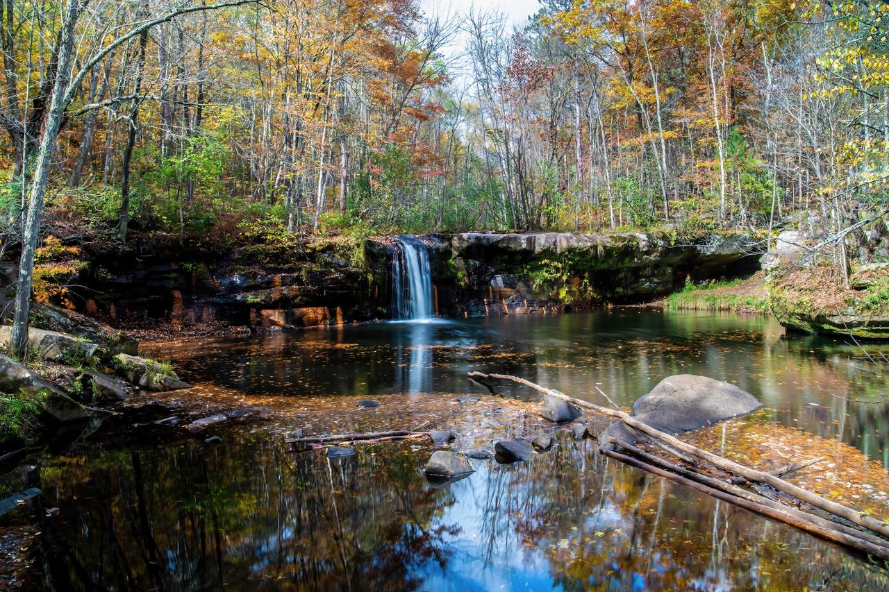Wolf Creek Falls - Linda McKusick - SCVCC
