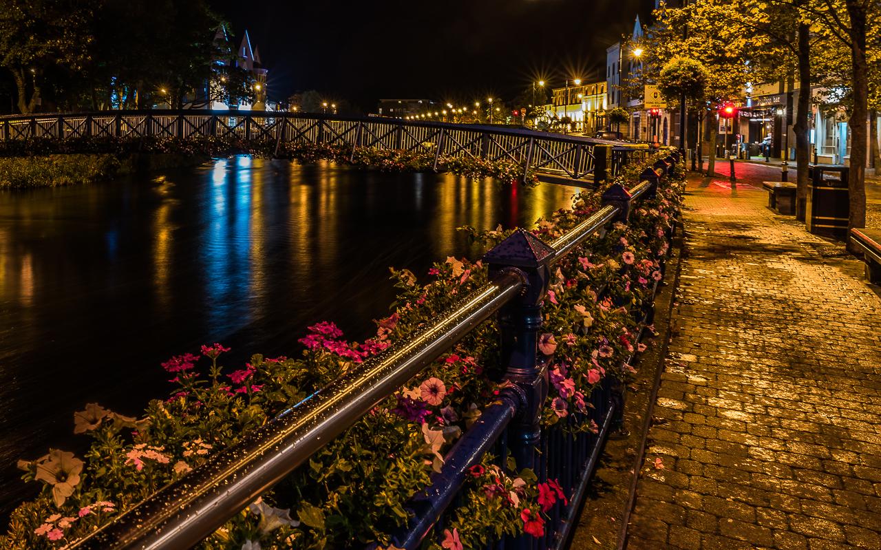 River Walk Sligo Ireland - Alan Kiecker - MVPC