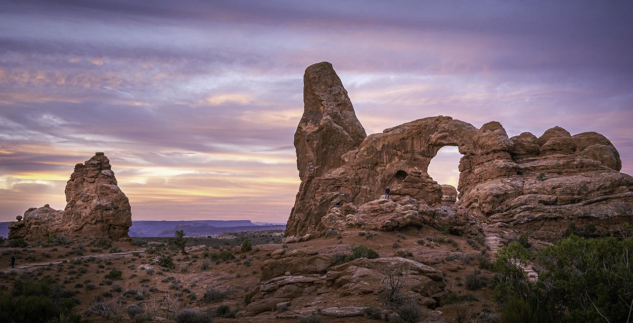 Turret Arch at Sunrise - Jill Bauer - TNCPC